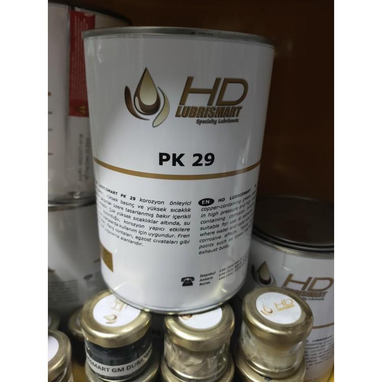 HD LUBRİSMART PK29 BAKIRLI GRES (1KG)